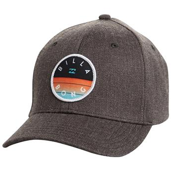 Casquette BILLABONG theme snapback 9 grey heather