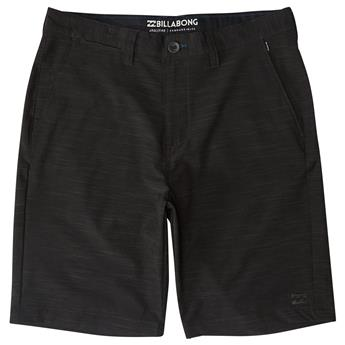 Walkshort BILLABONG crossfire x slub 19 black