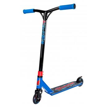 Trottinette Freestyle Complète BLAZER PRO Distortion 2 Blue red