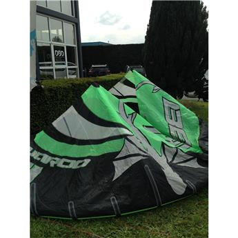 Aile Kitesurf BEST Waroo 11m² Occasion D Valve défectueuse