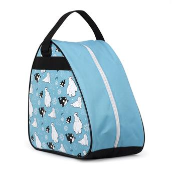 Sac de transpor Roller SFR ROLLER Junior Ice Skate Bag  Polar Bear