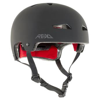 Casque REKD Elite Helmet  Black/Black