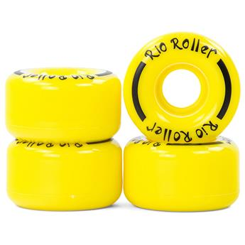 Roue Roller RIO ROLLER Coaster Wheels  Yellow