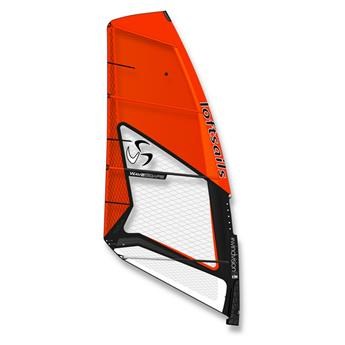 Voile windsurf THE LOFTSAILS Wavescape 2020
