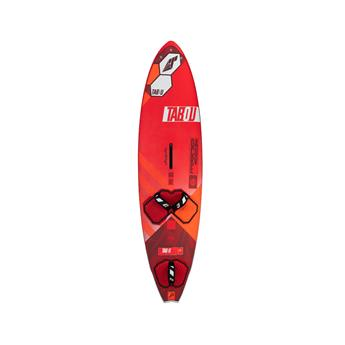 Board Windsurf Vague TABOU DaCurve 2019 Taille 96