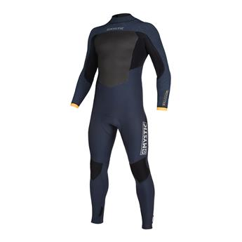 Combinaison surf MYSTIC Majestic Fullsuit 5/3mm Back Zip 410 Navy