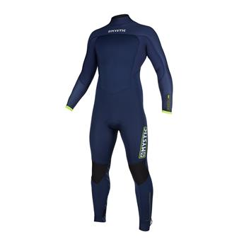 Combinaison surf MYSTIC Marshall Fullsuit 5/3mm BackZip 422 Navy Lime