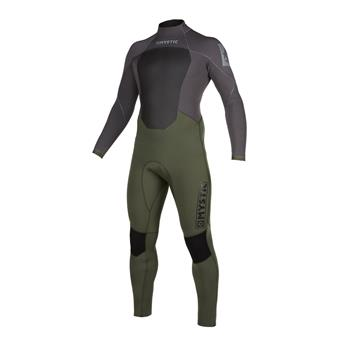 Combinaison surf MYSTIC Star Fullsuit 5/3mm BackZip 619 Grey Green