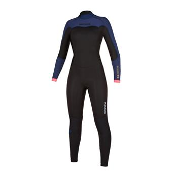 Combinaison surf MYSTIC Dazzled Fullsuit 5/3mm Back Zip 410 Navy