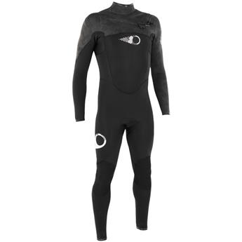 Combinaison surf intégrale SOORUZ Fighter 5/4/3mm Chest Zip Black