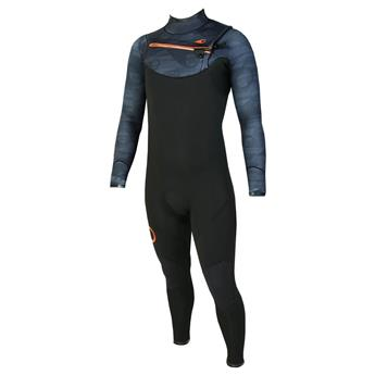 Combinaison surf intégrale SOORUZ Guru Pro 5/4/3mm Chest Zip Black