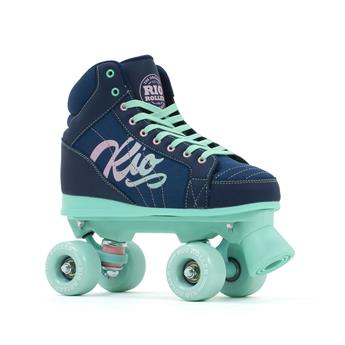 Patin Roller Quad RIO ROLLER Lumina Navy/Green