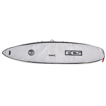 Boardbag SUP FCS SUP Racing Cover Silver