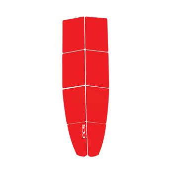 Grip SUP Longboard FCS Dimples Red