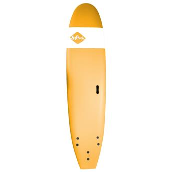 Surf softboard SOFTECH Handshaped FB Orange Blue Marble