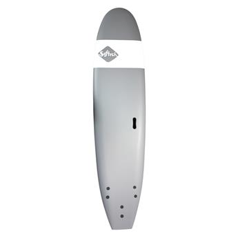 Surf softboard SOFTECH Handshaped FB Grey