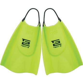Palme bodyboard HYDRO Tech 2 Fin Acid Yellow