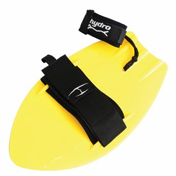 Palmes mains bodysurf HYDRO Body Surfer Pro Yellow