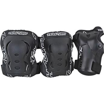 Set de protection TEMPISH FID Set 3-pack Noir