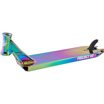 Deck Trottinette Freestyle LONG WAY SCOOTER Precinct V2 Neochrome 560mm