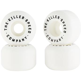 Roue Skate KILLER Wide Cut Pack de 4 Texte wrap 52mm