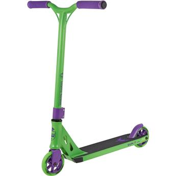 Trottinette Freestyle LONG WAY SCOOTER Summit Mini Vert Violet