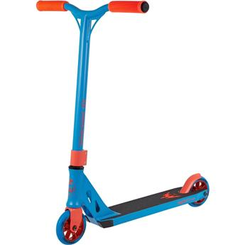 Trottinette Freestyle LONG WAY SCOOTER Summit Mini Bleu Orange