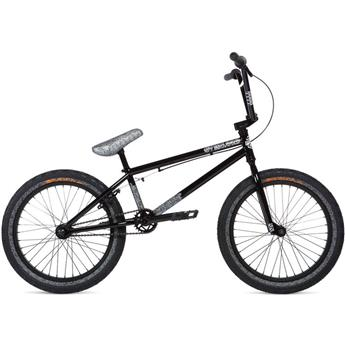 BMX Freestyle STOLEN x Fiction Overlord 20 Noir 20,25