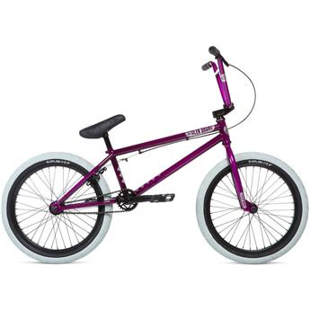 BMX Freestyle STOLEN Heist 20 deep purple 21