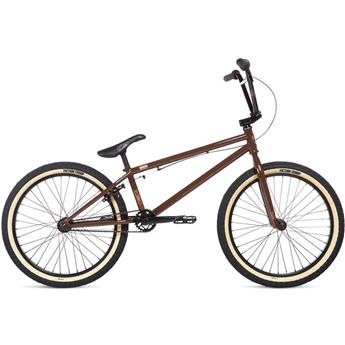BMX Freestyle STOLEN Spade 22 Dark chocolate 22,25