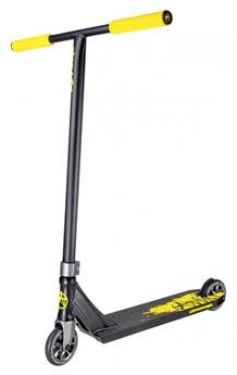 Addict Complete Scooter Defender MKII Black/Yellow