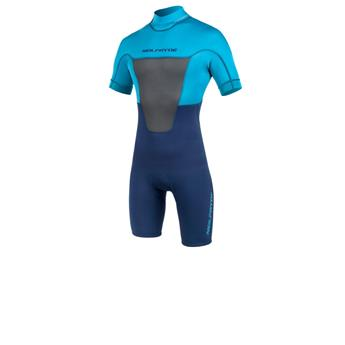 Shorty NEILPRYDE WATERWEAR Rise Springsuit 2/2 BZ C2 Ice Blue/Navy
