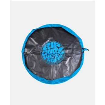 Sac de change RIPCURL WETTIE CHANGE MAT 107 black/blue