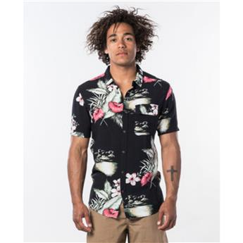Chemise RIPCURL OAHU SHIRT 4969 anthracite