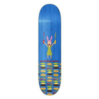 Deck Skateboard HABITAT Louise On Wood 8.25´´x32.375´´