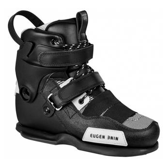 Chaussure Roller USD UNIVERSAL SKATES DESIGN Eugen Enin, Carbon Free Boot only black