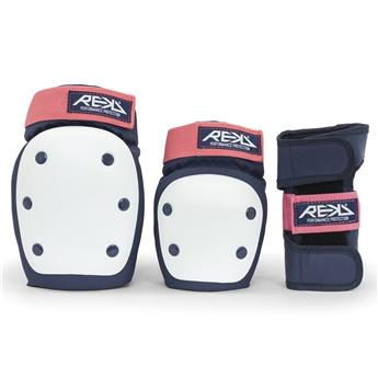 Set protection REKD Heavy Duty Blue/Pink