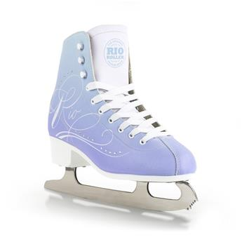 Patin à glace RIO ROLLER Moonlight Blue