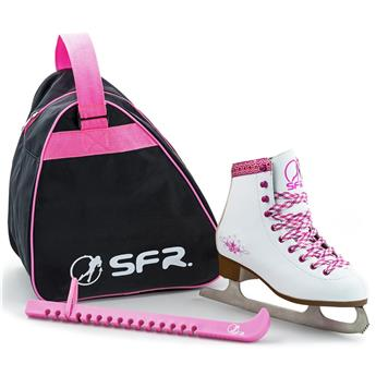 Patin à glace SFR ROLLER Ice skate Pack White