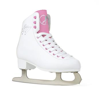 Patin à glace SFR ROLLER Galaxy Cosmo White/Pink