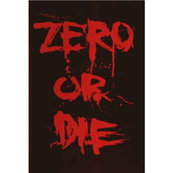 DVD ZERO SKATEBOARDS zero or die new blood