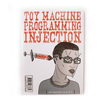 DVD TOY MACHINE program injection
