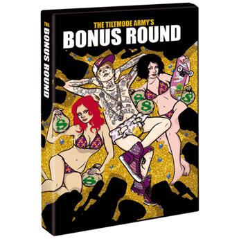 DVD ENJOI tilt mode army dvd bonus round