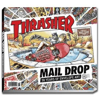 Livre THRASHER mail drop
