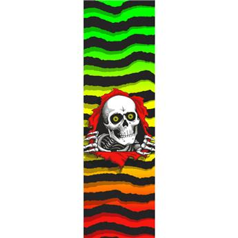 Grip POWELL PERALTA ripper fade white 9 x 33