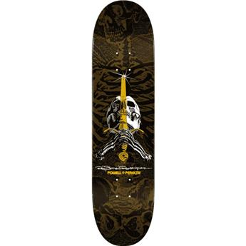 Plateau skate POWELL PERALTA ps skull & sword brown 9.0 x 32.95