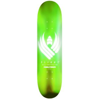 Plateau skate POWELL PERALTA flight glow lime 8.75 x 32.95