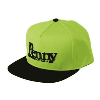 Casquette PENNY SKATEBOARDS snapback green black