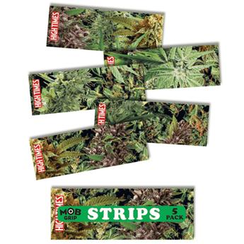 Grip MOB GRIP (pack de 5) high times collage strips (23 x 8.5cm)