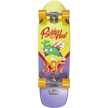 Skate Cruiser DUSTERS CALIFORNIA williams prickly heat 31 purple ylw